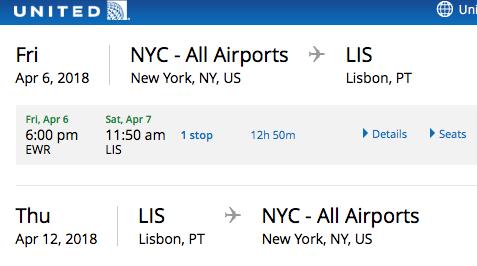 United NYC - LIS