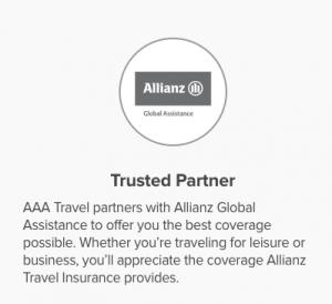 AAA Travel Insurance - Allianz | AardvarkCompare.com