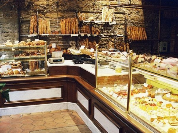 Boulangerie and Patisserie Lyon