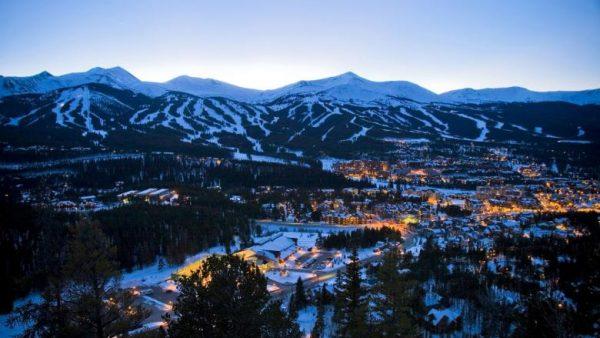 Breckenridge - High Altitude Travel