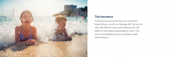 AeroMexico Travel Insurance Mexico Only | AARDY.com
