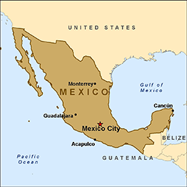 Mexico Travel Health | AARDY.com