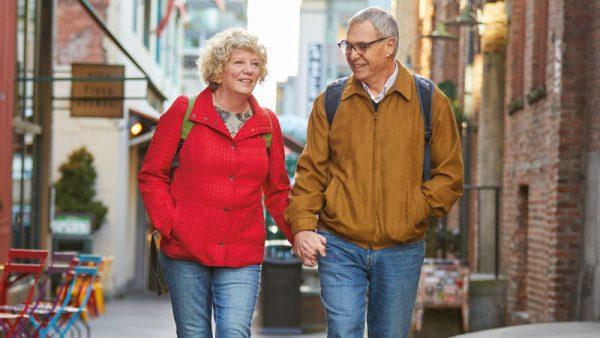 Senior Citizen Travel