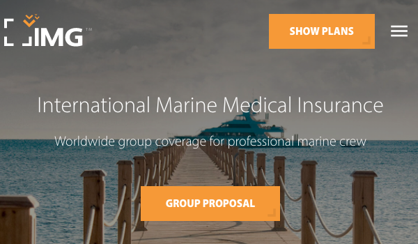 IMG-International-Marine-Medical-Insurance | AARDY.com