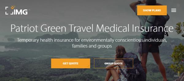 IMG-Patriot-Greeen-Travel-Medical-Insurance | AardvarkCompare.com