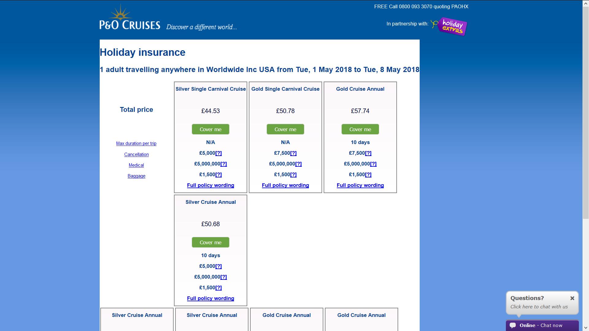 image-10-pocruises-travel-insurance-plans | AardvarkCompare.com