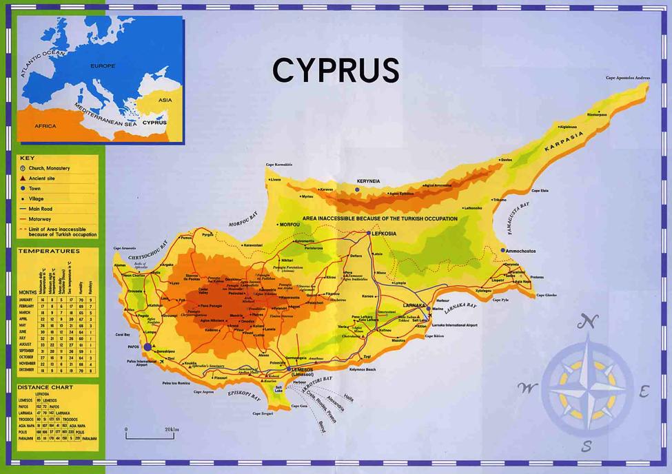 Cyprus-Travel-Health-Insurance   AARDY.com