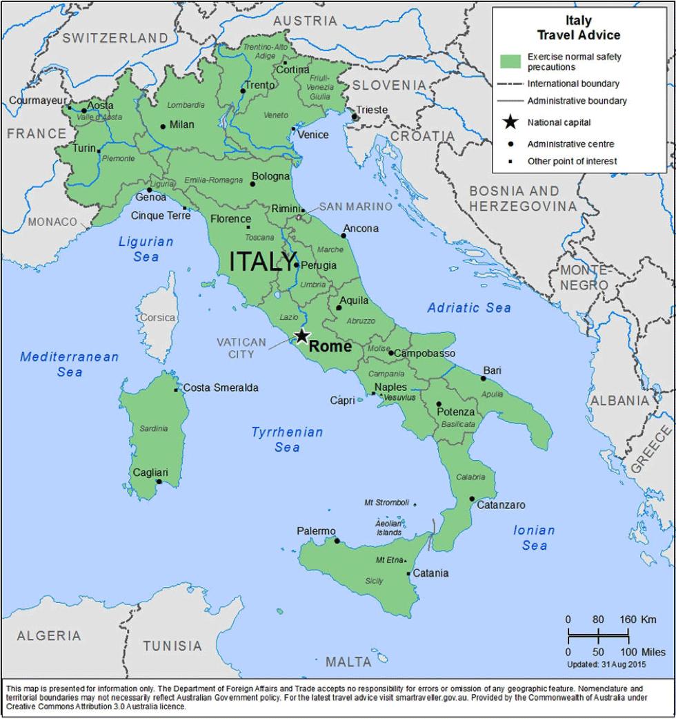 Italy-Travel-Health-Insurance-Review | AardvarkCompare.com
