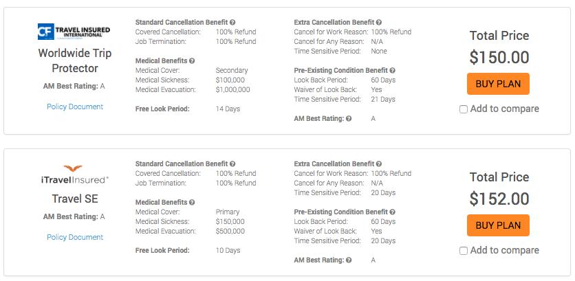 Royal-Caribbean-Travel-Insurance-AardvarkCompare-Premium-Options | AardvarkCompare.com