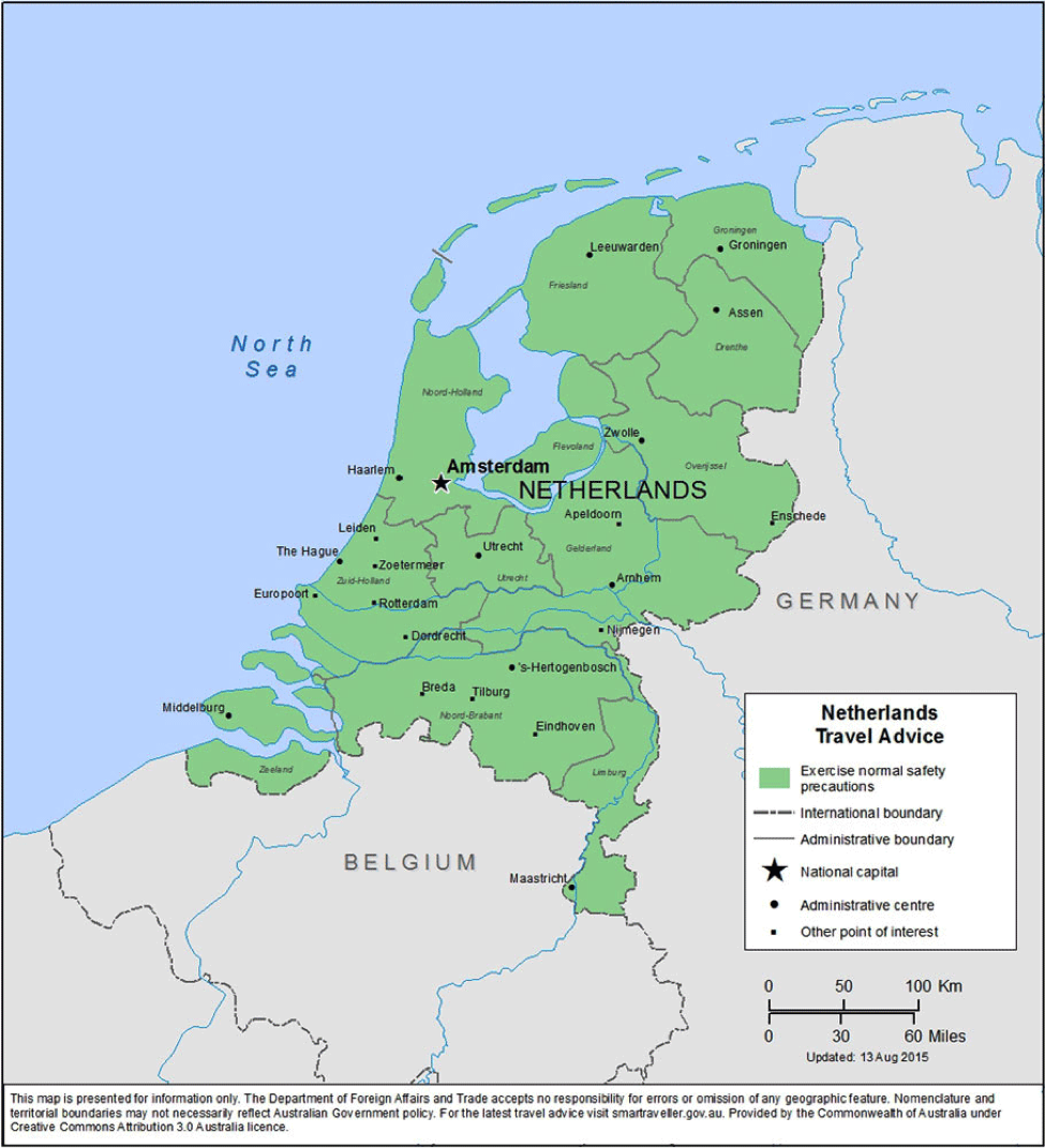 Netherlands-Travel-Health-Insurance | AARDY.com