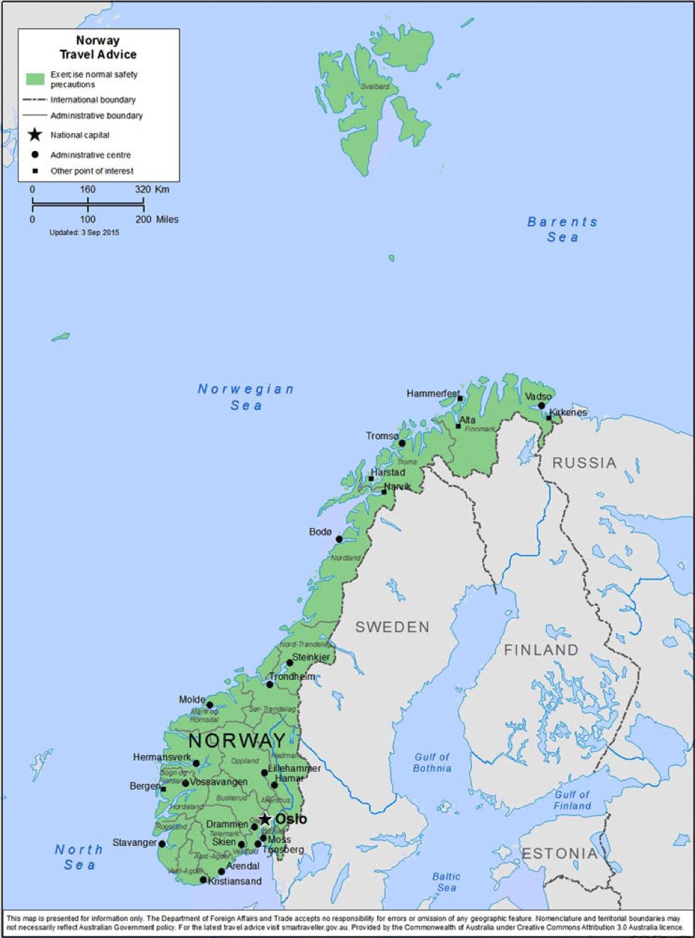 Norway-Travel-Health-Insurance   AARDY.com