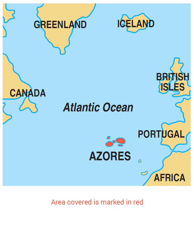Azores-Travel-Insurance | AARDY.com
