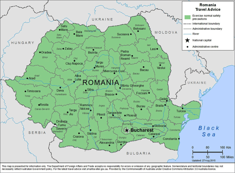 Romania-Travel-Health-Insurance | AARDY.com