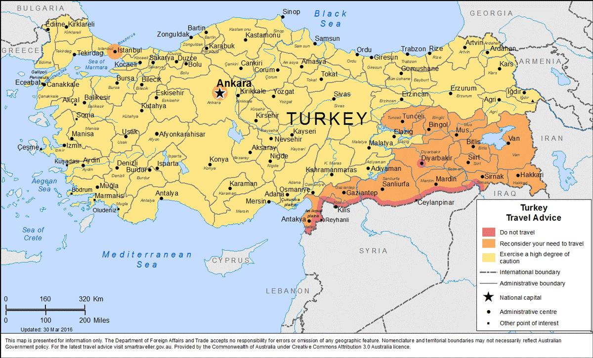 Turkey-Travel-Insurance | AARDY.com