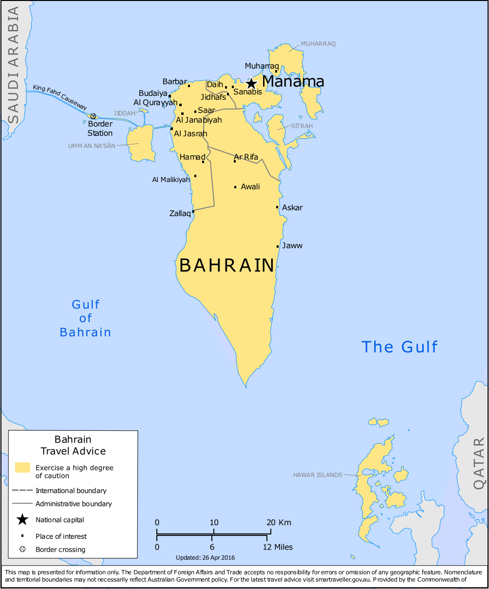 Bahrain-Travel-Insurance | AARDY.com