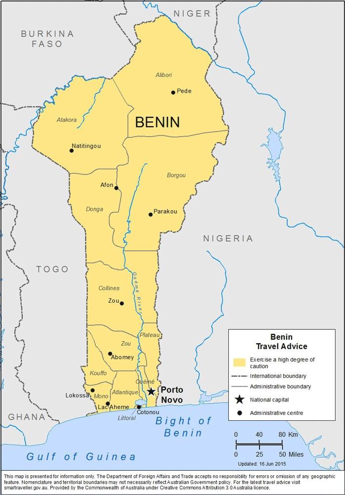 Benin-Travel-Insurance | AARDY.com