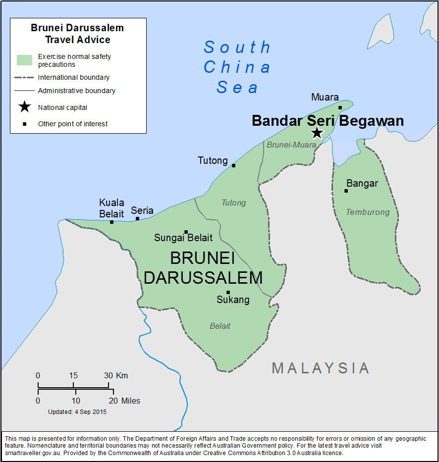 Brunei-Travel-Insurance | AARDY.com
