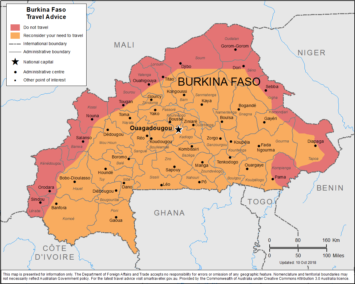 Burkina-Faso-Travel-Insurance | AARDY.com