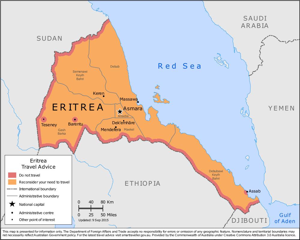 Eritrea-Travel-Insurance | AardvarkCompare.com