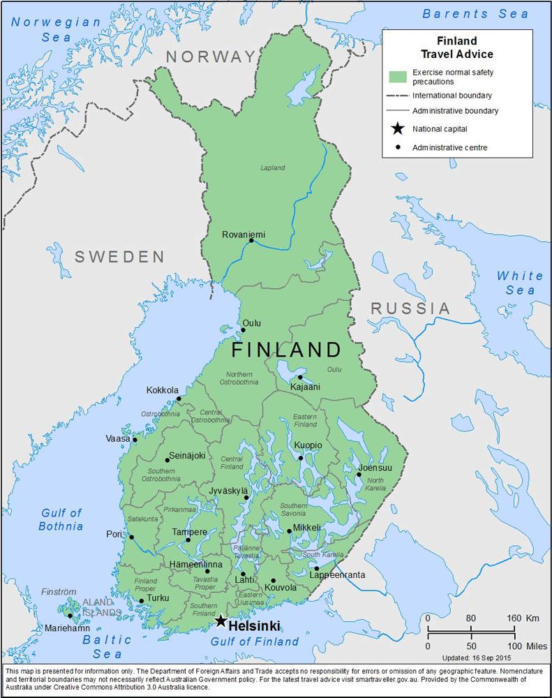 Finland-Travel-Insurance | AARDY.com