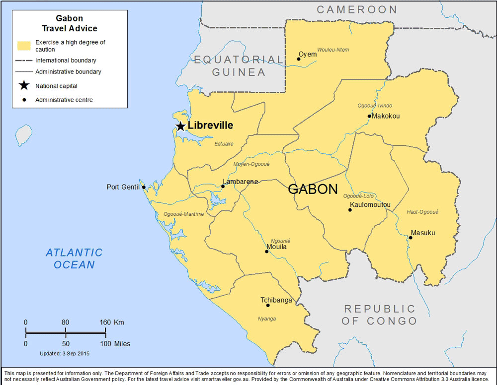 Gabon-Travel-Insurance | AARDY.com