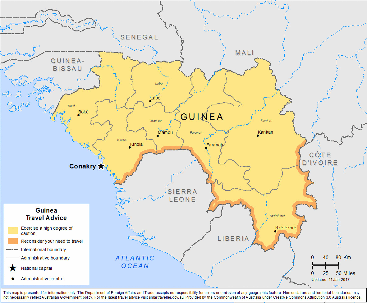Guinea-Travel-Insurance | AARDY.com