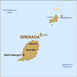 Grenada-Travel-Insurance | AARDY.com