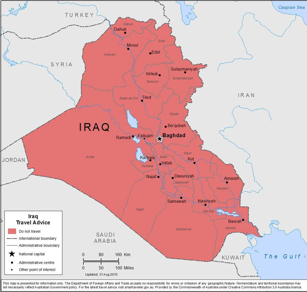 Iraq-Travel-Insurance | AARDY.com
