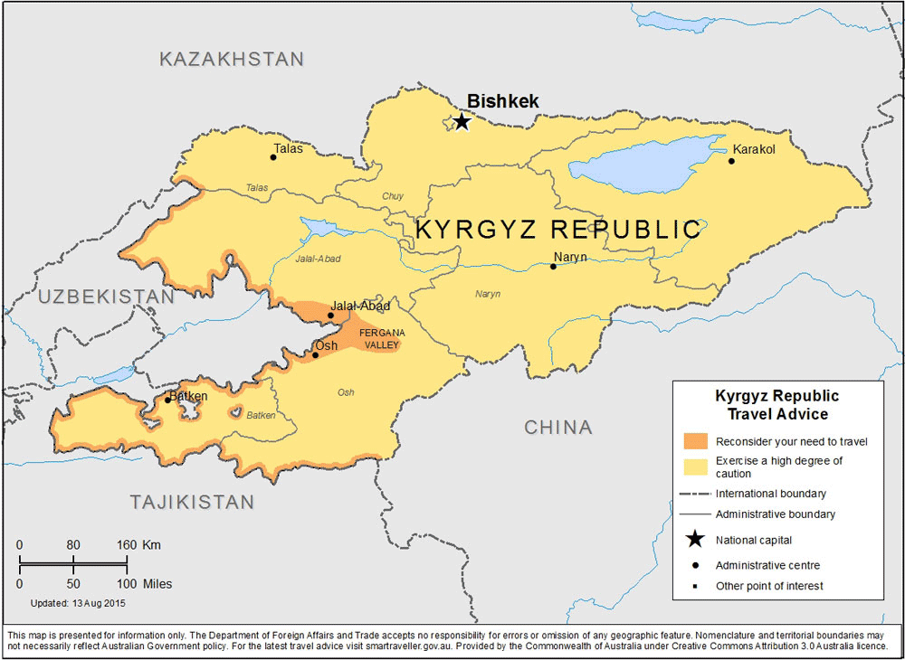 Kyrgyzstan-Travel-Insurance | AARDY.com