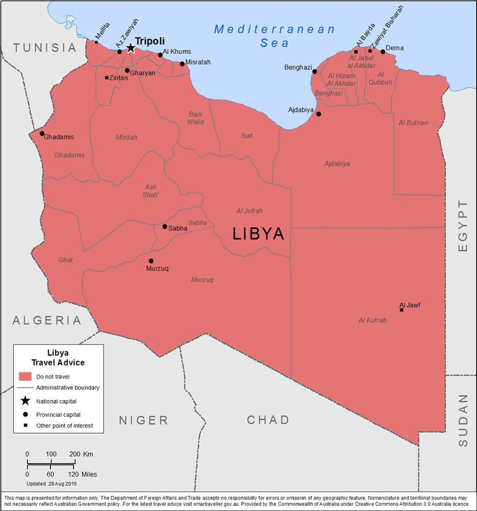 Libya-Travel-Insurance | AARDY.com
