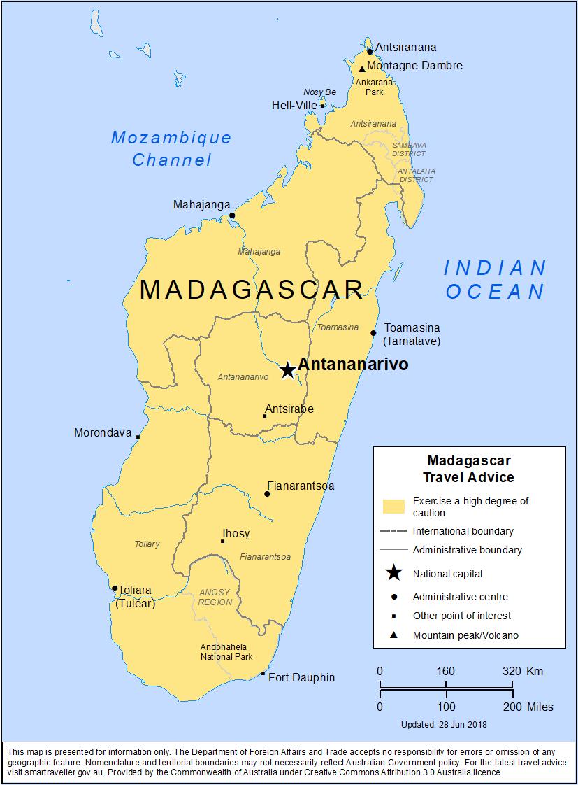 Madagascar-Travel-Insurance | AARDY.com