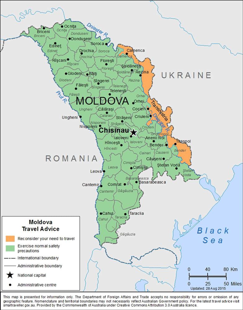 Moldova-Travel-Insurance | AARDY.com