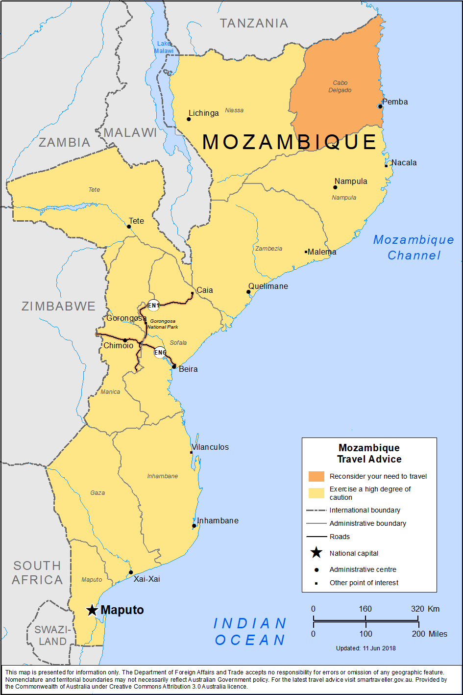 Mozambique-Travel-Insurance | AARDY.com