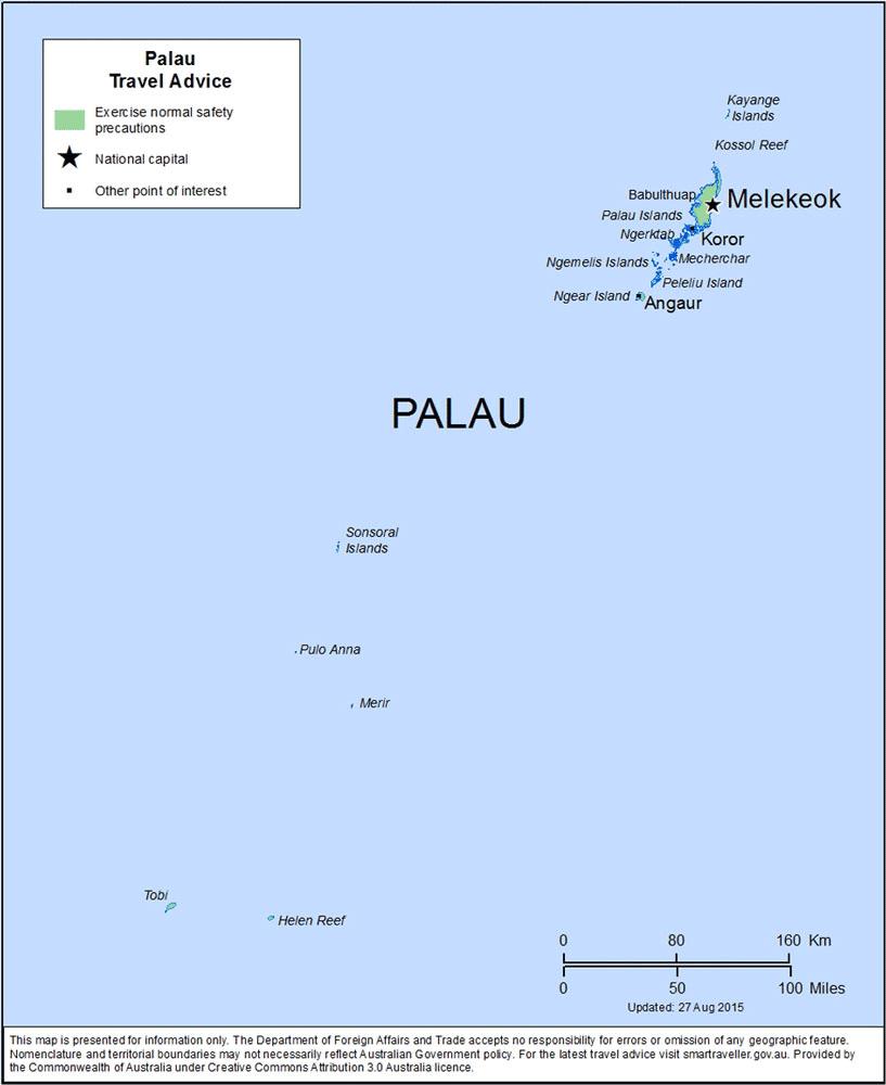 Palau-Travel-Insurance | AARDY.com