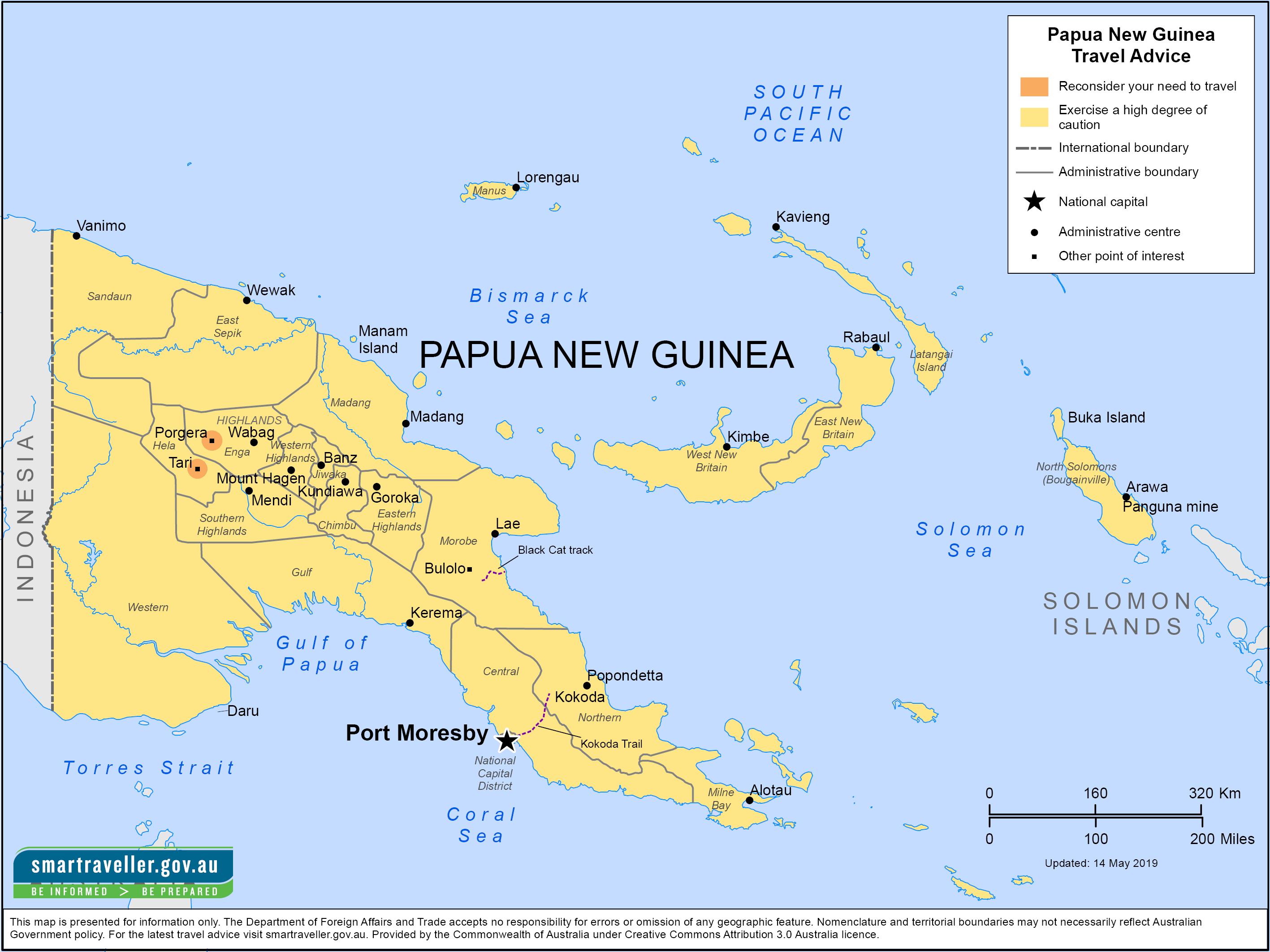 Papua New Guinea-Travel-Insurance | AARDY.com