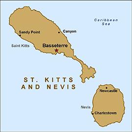 Saint Kitts and Nevis-Travel-Insurance | AardvarkCompare.com