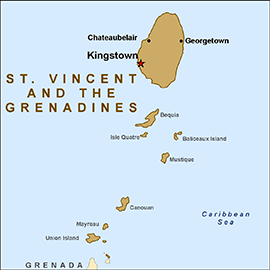 Saint Vincent and the Grenadines-Travel-Insurance | AARDY.com