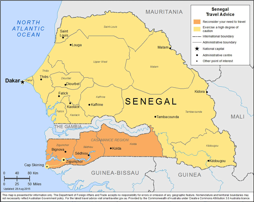 Senegal-Travel-Insurance | AARDY.com