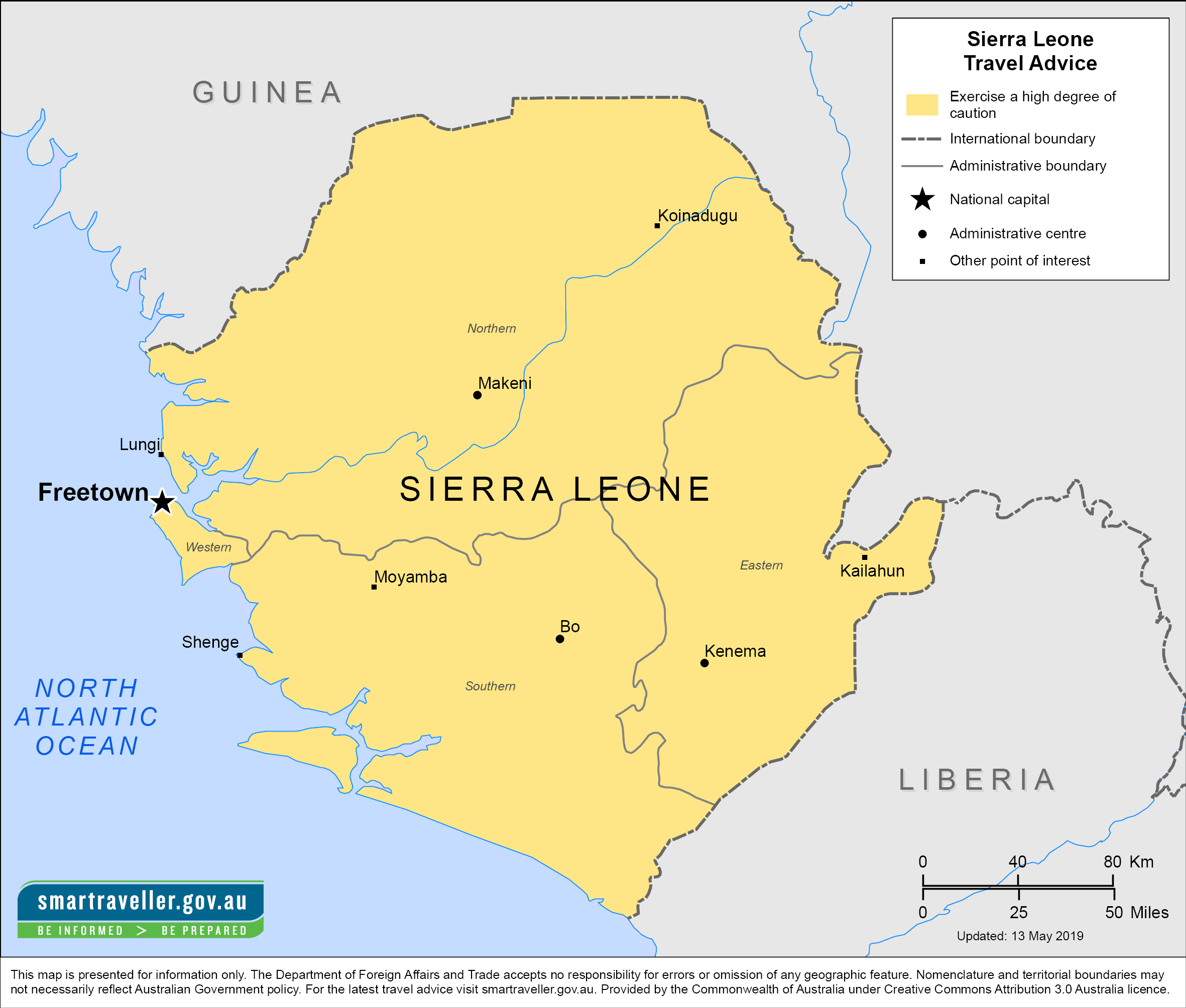 Sierra Leone-Travel-Insurance | AARDY.com