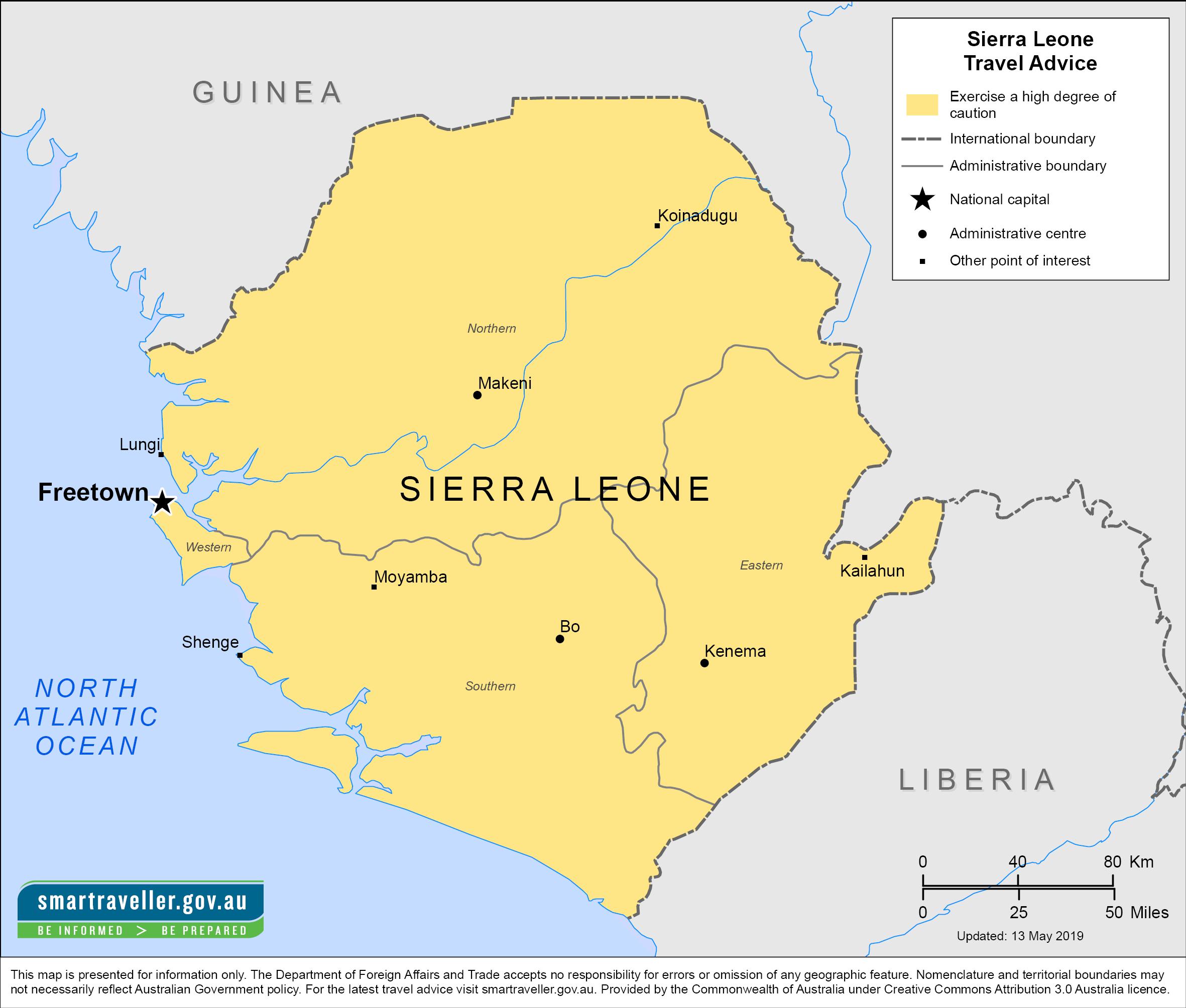 Sierra Leone-Travel-Insurance | AardvarkCompare.com