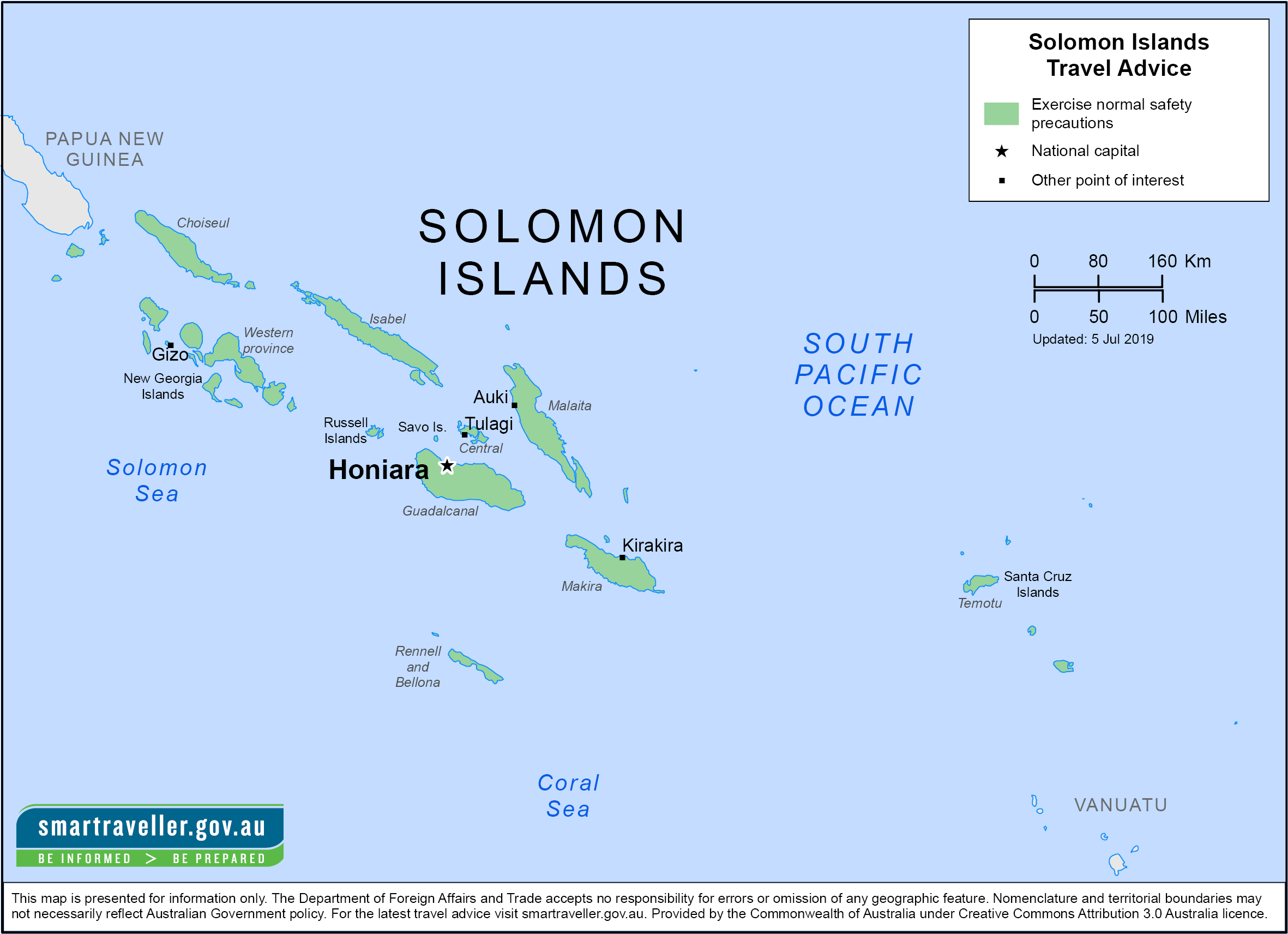 Solomon Islands-Travel-Insurance | AARDY.com