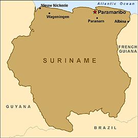 Suriname-Travel-Insurance | AARDY.com