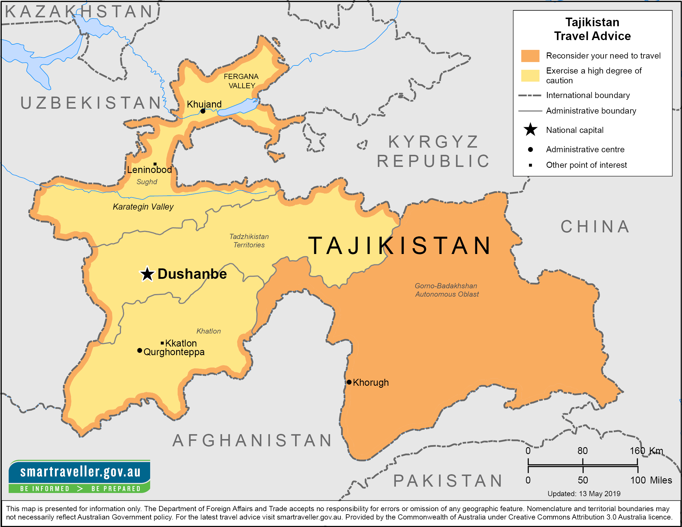 Tajikistan-Travel-Insurance | AARDY.com
