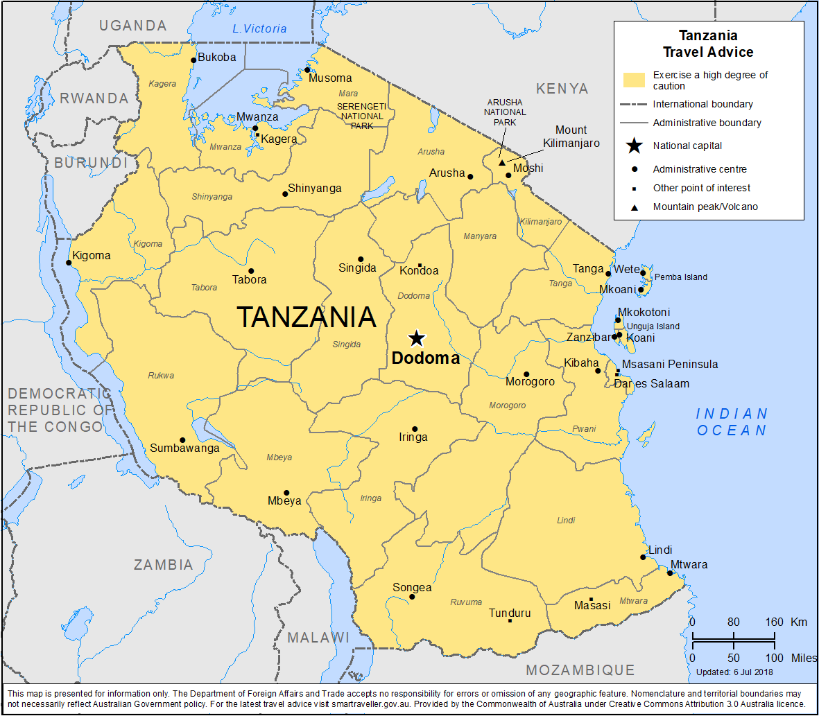 Tanzania-Travel-Insurance | AARDY.com