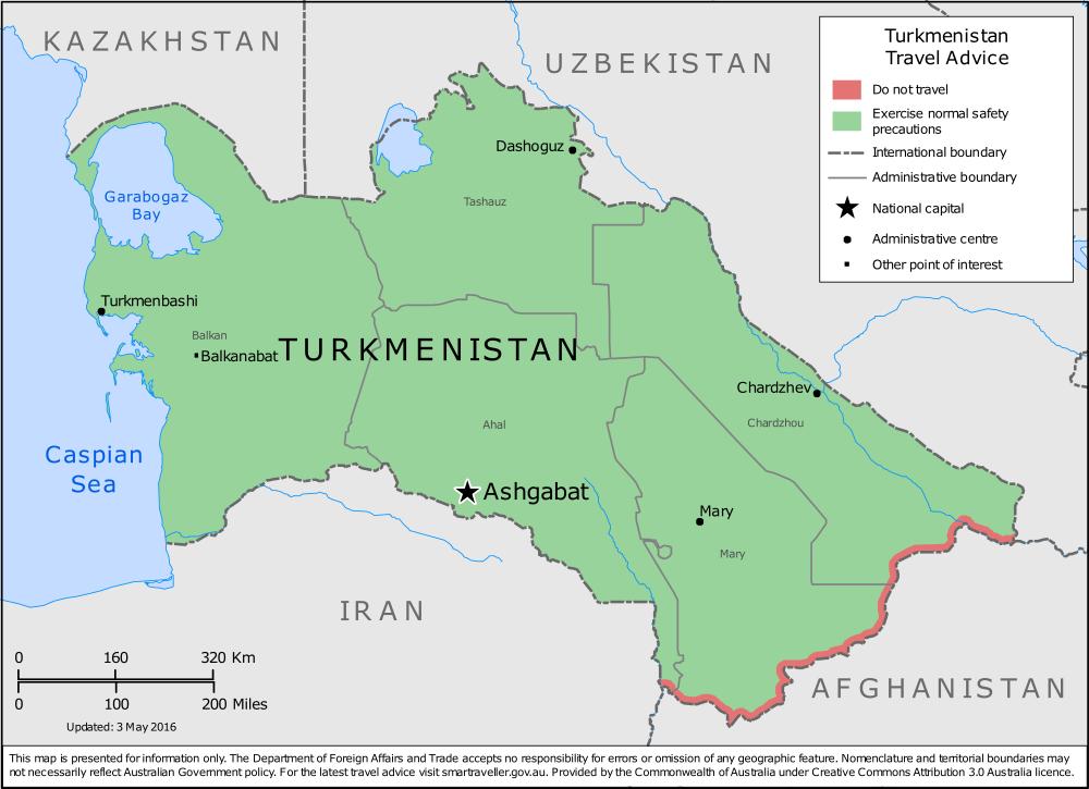 Turkmenistan-Travel-Insurance | AARDY.com