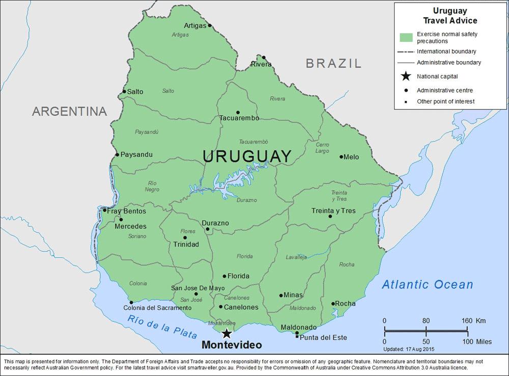 Uruguay-Travel-Insurance | AARDY.com