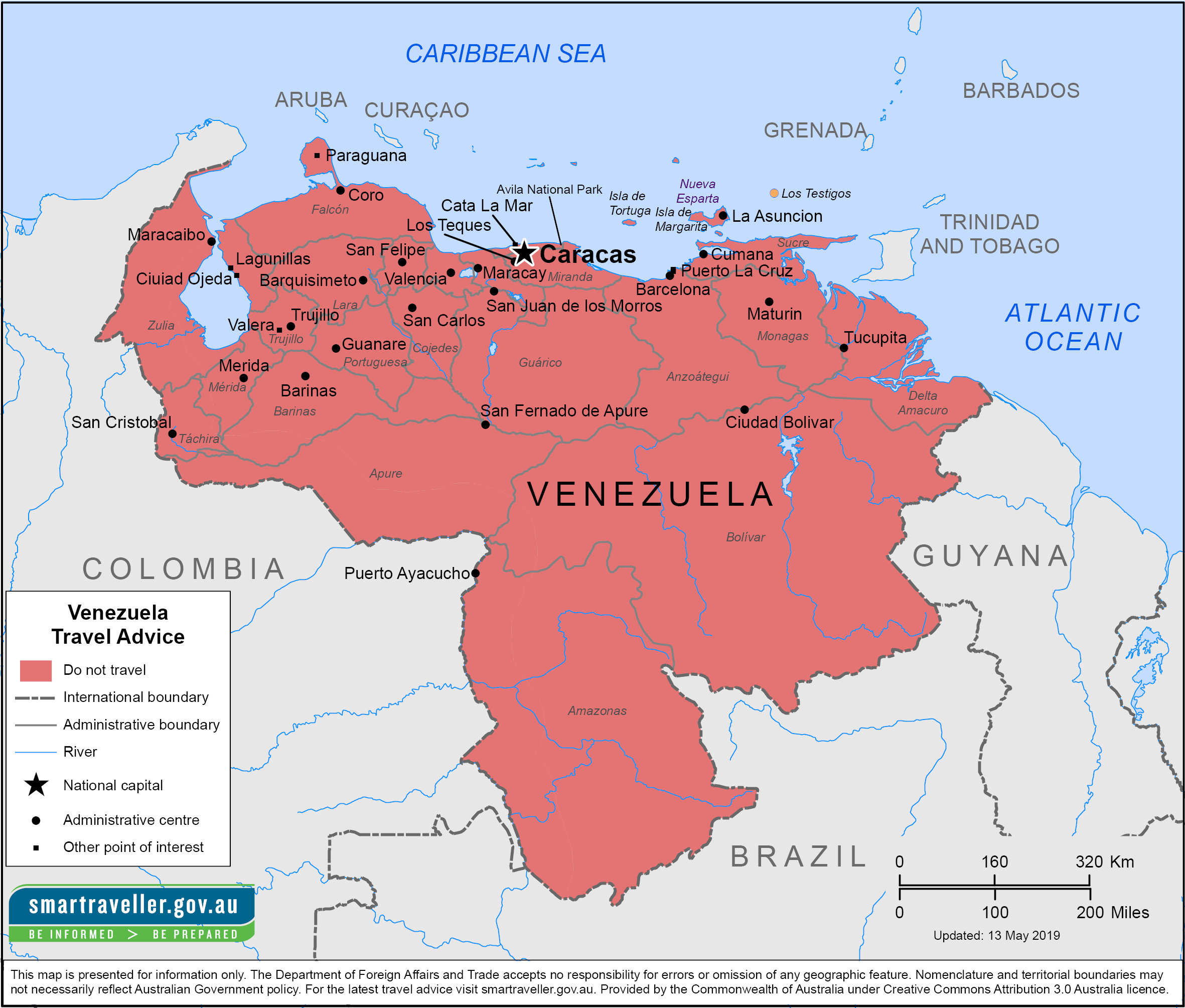 Venezuela-Travel-Insurance | AARDY.com