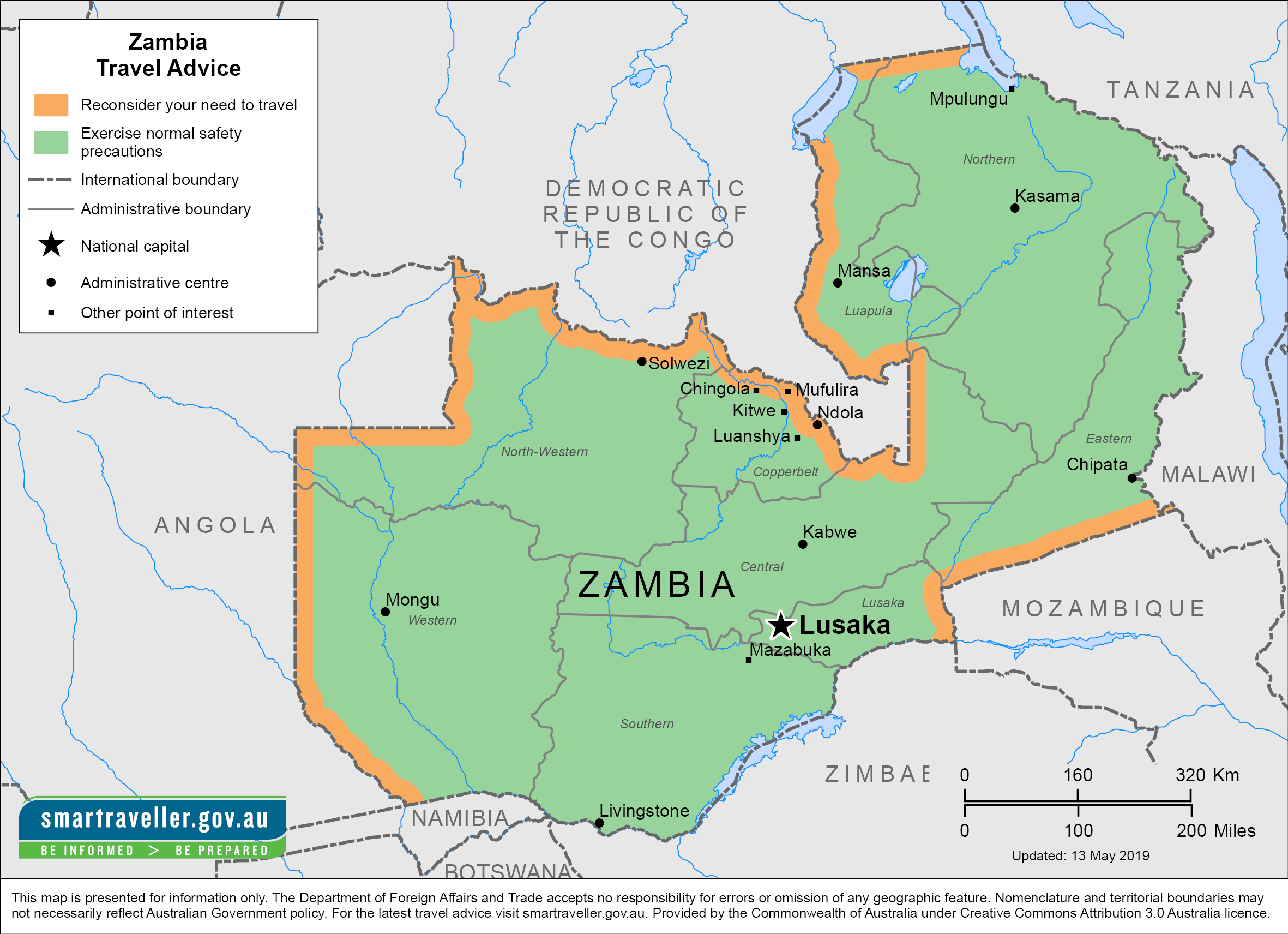 Zambia-Travel-Insurance | AARDY.com
