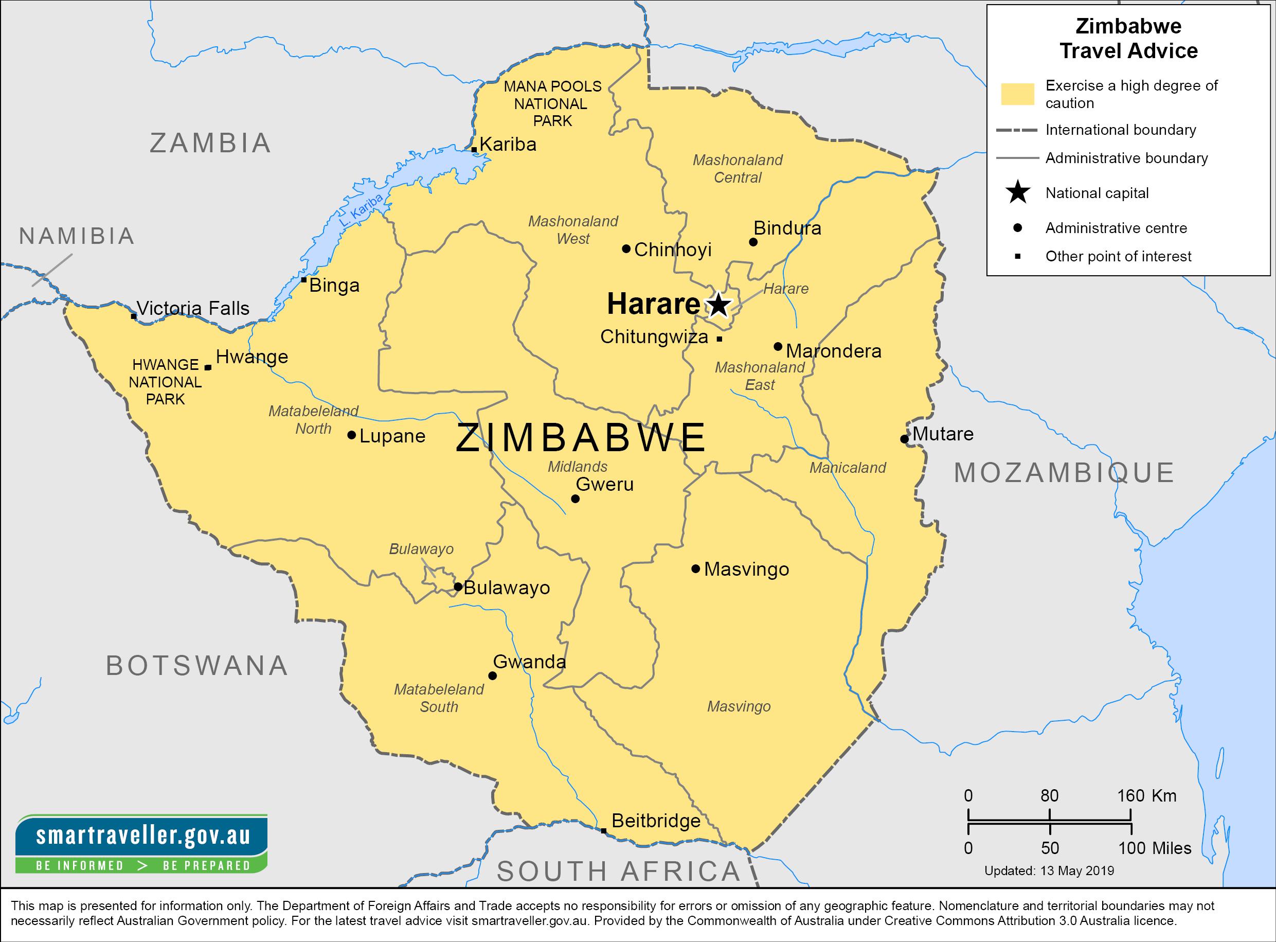 Zimbabwe-Travel-Insurance | AARDY.com