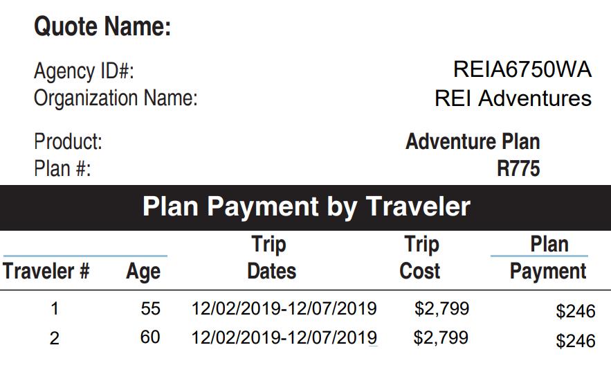 REI-Adventures-Travel-Quote | AardvarkCompare.com